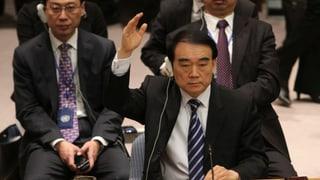 China verpasst seinem Mündel Nordkorea einen Denkzettel