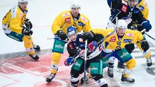 Il HCD stat en il quartfinal da la cuppa svizra