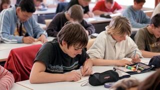 Die Brittnauer Bezirksschüler gehen schon seit drei Jahren in Zofingen zur Schule.