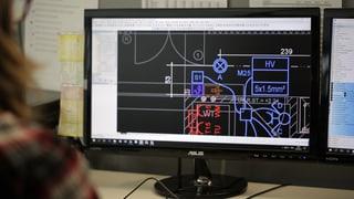 Video «Berufsbild: Elektroplanerin EFZ» abspielen