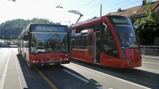 Touristen sollen in Bern gratis ÖV fahren können