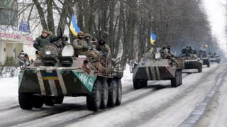Waffen für die Ukraine – die USA sind gespalten