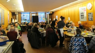 Grosser Filmtage-Andrang und volle Solothurner Restaurants