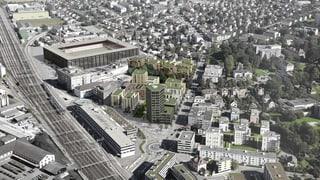Das Stimmvolk soll über Strassen zum neuen Stadion entscheiden