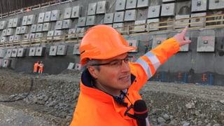 Eppenberg: Noch ein Jahr, bis die Tunnelbohrmaschine losfährt