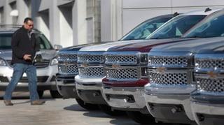 General Motors ruft weitere drei Millionen Autos zurück