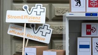 Parlament lehnt Initiative für mehr Stromeffizienz ab