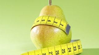 Nährwertdatenbank – Was steckt in einer rohen Birne?