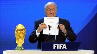 Fifa veröffentlicht Bericht zu Manipulation bei WM-Vergaben