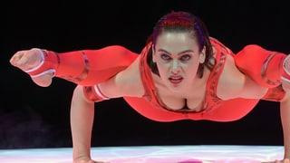 «America's Got Talent»: Nina Burri schafft es in die Live-Shows