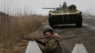 Wie der Konflikt in der Ukraine ausartete