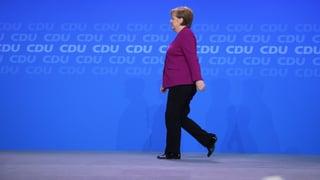 Delegads da la CDU din cleramain gea a la coaliziun gronda