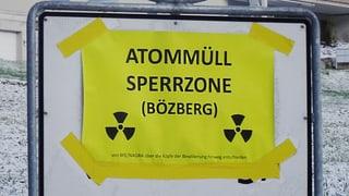 Illegaler Protest gegen Atom-Endlager