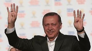 Erdogan triumphiert über die Opposition