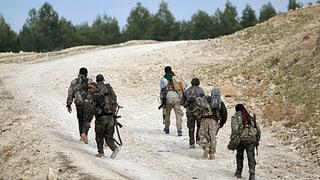 Syrische Kurden sichern sich eigenen Machtbereich