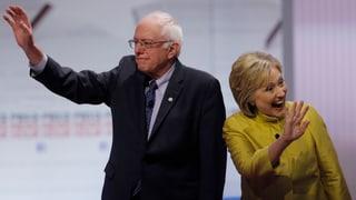 Clinton greift Sanders hart an