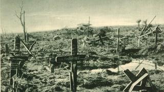 Erster Weltkrieg: Kaum ein Bild zeigt, wie es wirklich war