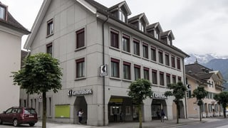 Urner Kantonalbank schliesst Filialen