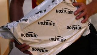 Die Post hilft Amazon auf den Schweizer Markt