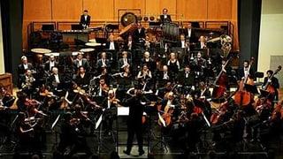 Aargauer Symphonieorchester mit Musik von Aargauer Komponisten