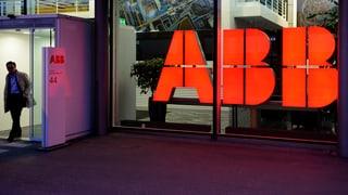 ABB mit enttäuschenden Quartalszahlen