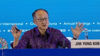 Weltbank-Chef Kim tritt überraschend zurück