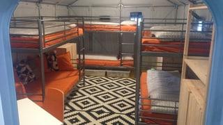 Die Aargauer Ikea-Häuser sind nicht nur für Flüchtlinge