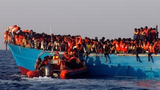 Raphael (24) hat Flüchtlinge vor dem Ertrinken gerettet