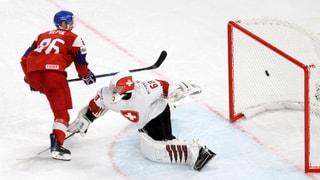 Starke Schweizer gegen Tschechien im Pech