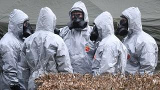 Bern wollte keine russische Beteiligung an Skripal-Ermittlung