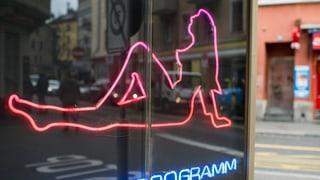 Kein Gesetz über die Sexarbeit im Kanton Luzern