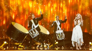 Favorit Dänemark gewinnt den Eurovision Song Contest 2013