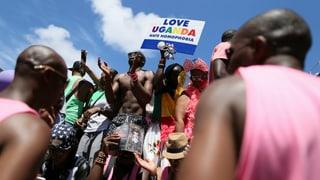 Umstrittenes Gesetz gegen Homosexuelle in Uganda gekippt