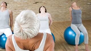 Bewegung hält Muskeln und Gelenke fit