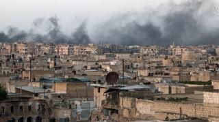 Tote nach Bombenangriff auf Spital in Aleppo