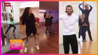 Virale Dance-Moves in «Darf ich bitten?» (2/2)