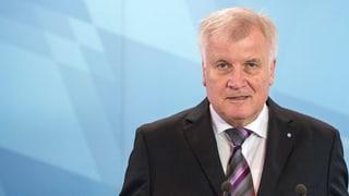 Horst Seehofer und seine Blasebalg-Politik