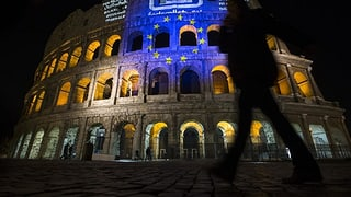 Zerreissprobe für die populistische Regierung in Rom