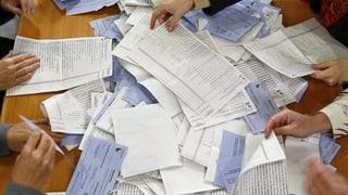 Zwei Wochen vor den Wahlen haben bereits 17 Prozent der Zürcherinnen und Zürcher ihre Wahlcouverts zurückgeschickt.
