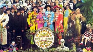 «Sgt. Pepper's» gab dem Beatles-Universum eine schillernde Hülle
