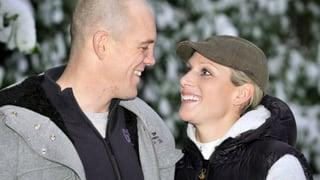 Nachwuchs bei den britischen Royals: Zara Phillips ist Mama