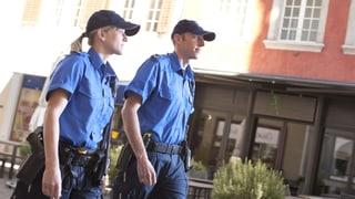 Aargau: Polizeiposten schliessen – ein heisses Eisen