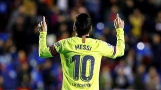 Messi mit Dreierpack bei Barça-Sieg (Artikel enthält Video)