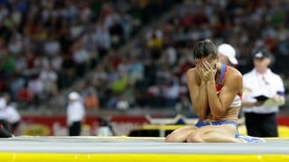 Leichtathletik-Weltverband lässt Russland fast komplett abblitzen
