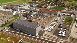 Fertig gebaut auf der grössten privaten Baustelle der Schweiz