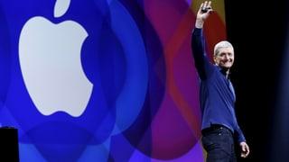 Apple geht im Musikgeschäft in die Offensive