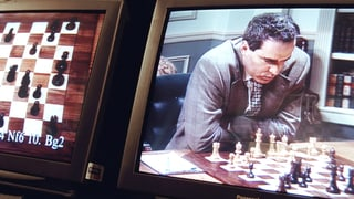 So denkt Garri Kasparow heute über Computer