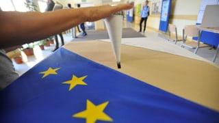 Europa hat gewählt: Die Resultate auf einen Blick