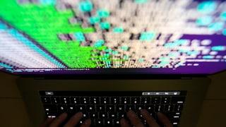 Auch Schweizer Firmen von Cyber-Attacke betroffen