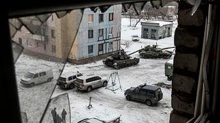 Neue Kämpfe im Donbass fordern mehrere Todesopfer